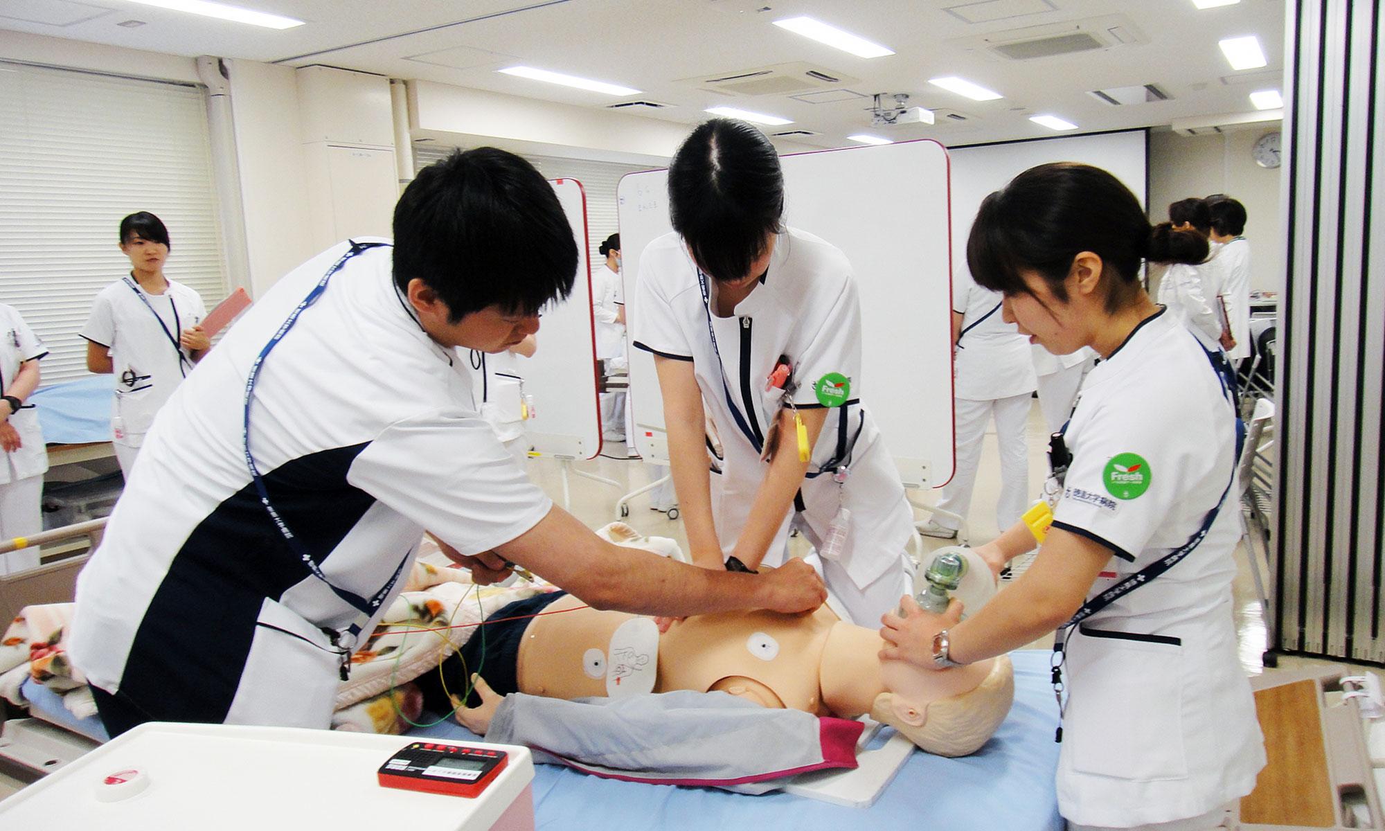 スタンダードレベルの看護教育